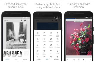Aplikasi Edit Foto Kekinian Ala Selebgram Snapseed