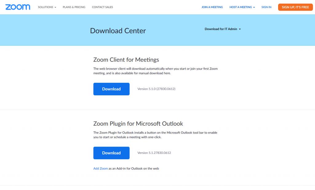 Cara Download Zoom dan Install Zoom Video Conferencing, Web Conferencing, Webinars, Screen Sharing