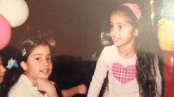 Ananya Pandey dan Janhvika Kapoor